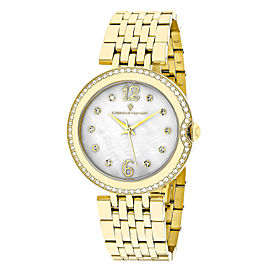 Christian Van Sant Women's Jasmine Watch