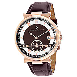 Christian Van Sant Men's Clepsydra Watch