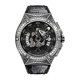 Franck Dubarry Crazy Wheel CW-0706 43.5mm Unisex Watch (Pre-Order)