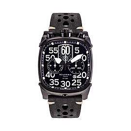 Ct Scuderia Black 44 x 42 mm CWEF00419