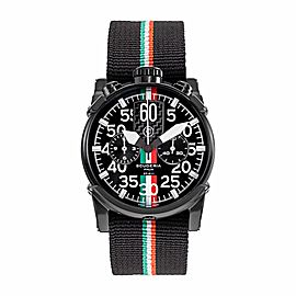 Ct Scuderia Black 44 mm CWEG00219