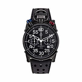 Ct Scuderia Black 44 mm CWEJ00119
