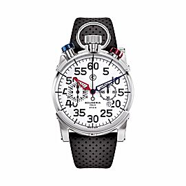 Ct Scuderia White 44 mm CWEJ00219