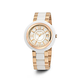 CAVO Mop White Dial 37mm Womens Watch