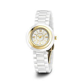 CAVO White Mop Dial 32mm Womens Watch
