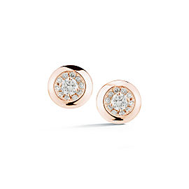 Lauren Joy 14k Rose Gold Earrings