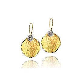 I. Reiss ER3019Y 14k Yellow Gold diamonds0.25 H-SI Diamonds Earrings