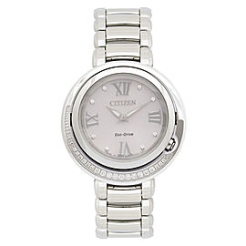 Citizen Classic EX1120-53X 31mm Womens Watch