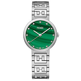 Forever Fendi Green 29 mm F102101901
