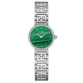 Forever Fendi Green 19 mm F103110901