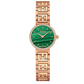 Forever Fendi Green 19 mm F103501201