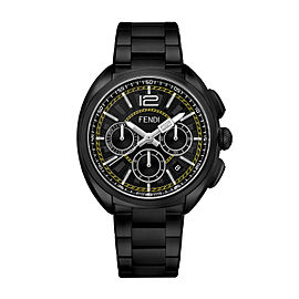 Momento Fendi Black 46 mm F231611000