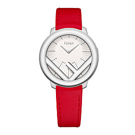 Fendi Timepieces Run Away F710034073 36 mm Womens Watch