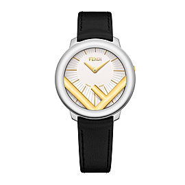Fendi Timepieces Run Away F710134011 36 mm Womens Watch