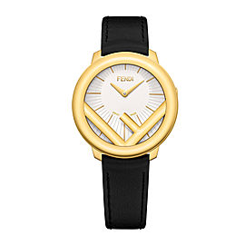 Fendi Timepieces Run Away F710434011 36 mm Womens Watch