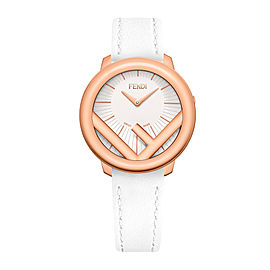 Fendi Timepieces Run Away F710534041 36 mm Womens Watch