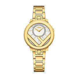 Fendi Timepieces Silver-white 28 mm F711424000D2