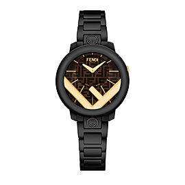 Fendi Timepieces Brown 28 mm F713122000