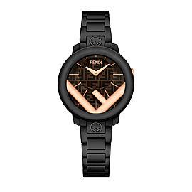 Fendi Timepieces Brown 28 mm F713222000