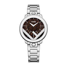 Fendi Timepieces Brown 36 mm F714032000