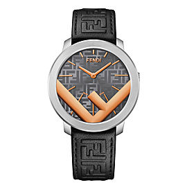 Fendi Timepieces Grey 41 mm F716216011
