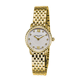 Frederique Constant Slimline FC-200WHDSD5B 25mm Womens Watch