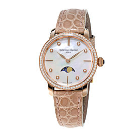 Frederique Constant Classics Quartz FC-206MPWD1SD9 30mm Womens Watch