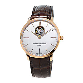 Frederique Constant Slimline Automatic Heart Beat FC-312V4S4