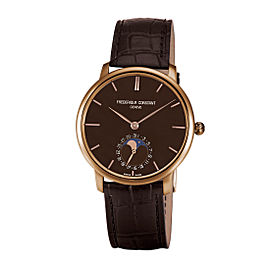 Frederique Constant Slimline Manufacture FC-705C4S9 42mm Mens Watch