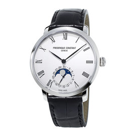 FREDERIQUE CONSTANT SLIMLINE MANUFACTURE MOONPHASE FC-705WR4S6