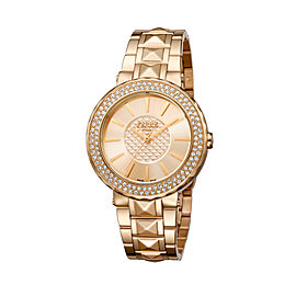 Ferre Milano RG Rose gold Stainless Steel FM1L058M0081 Watch