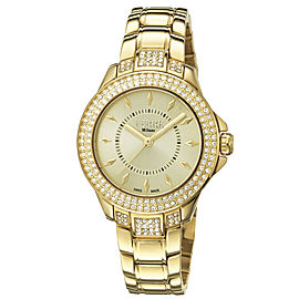 Ferre Milano Gold Gold Stainless Steel FM1L067M0061 Watch