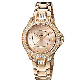 Ferre Milano Champagne Rose Gold Stainless Steel FM1L067M0081 Watch