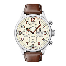 Ernst Benz ChronoScope GC10118 47mm Mens Watch
