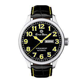 Ernst Benz ChronoSport GC10217A Mens 47mm Watch