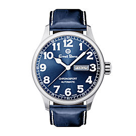 Ernst Benz ChronoSport GC40214 44mm Mens Watch