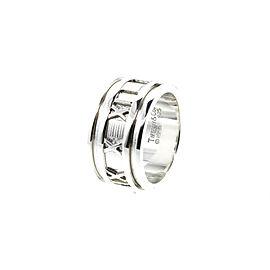 Tiffany & Co. Mens Atlas Wide Ring