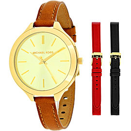 Michael Kors Slim Runway MK2606 40mm Womens Watch