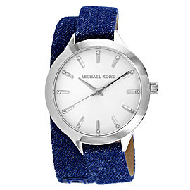 Michael Kors Women's Runway slim Watch