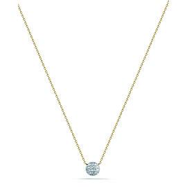 Yellow Gold Lauren Joy Mini Necklace