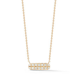 Sylvie Rose Mini Bar Necklace