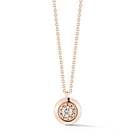Lauren Joy 14k Rose Gold Necklace