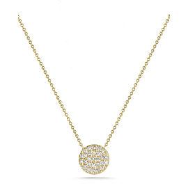 Yellow Gold Lauren Joy Medium Necklace