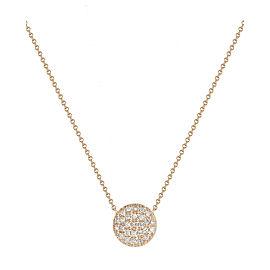 Rose Gold Lauren Joy Medium Necklace