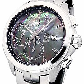 Tag Heuer Link Chrono Shell CAT2014 Mens Watch