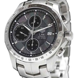 Tag Heuer Link Chronograph 150th anniversary 300 Japan Limited Edition CJF211K.BA0594 41mm Mens Watch