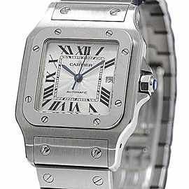 Cartier Santos Galbee LM W20055D6 29mm Mens Watch