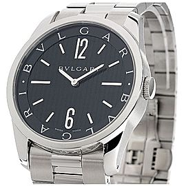Bvlgari Solotempo ST42S 42mm Mens Watch