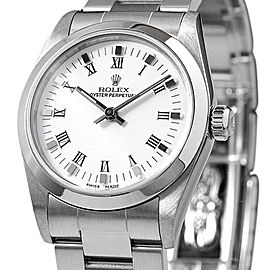 Rolex Oyster Perpetual 77080 31mm Unisex Watch