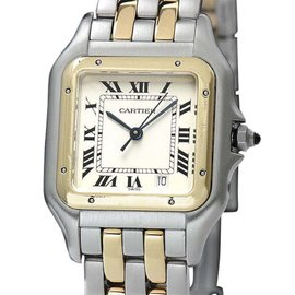 Cartier Panthere MM Two Rows 27mm Unisex Watch